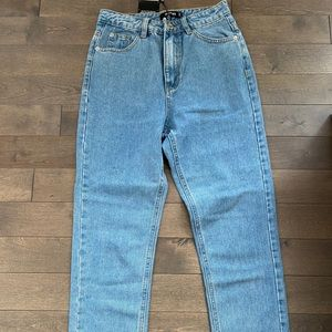 Missguided Blue Jeans